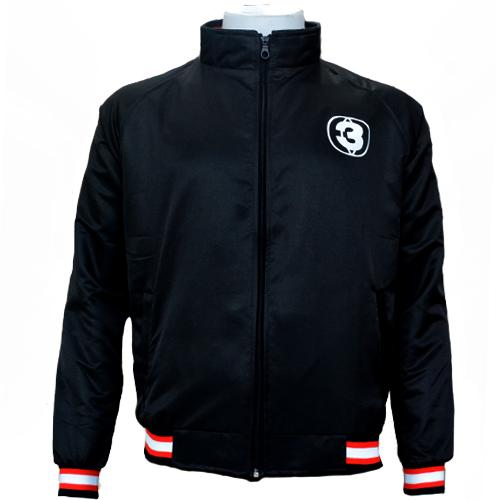 PRE-Order Jacket Channel3 (Black & red)